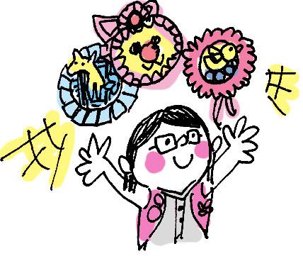 光浦靖子さんのブッス!手芸部に見る売らないハンドメイド・手芸の破壊力