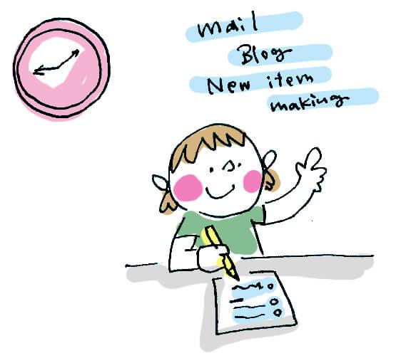 ハンドメイド作業は優先順位で時間管理を!作業効率&充実感をアップさせる方法