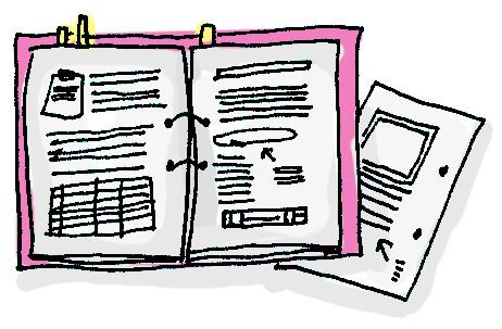わあ、超便利!作業が3倍効率アップオーダー管理や委託店の書類整理をしよう